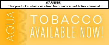 Aqua Tobacco by Marina Vape