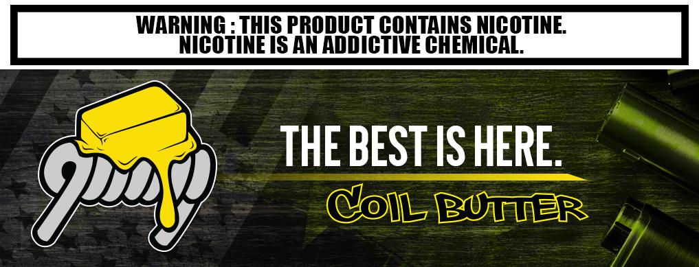 Coil Butter E-Liquid