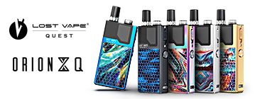 Lost Vape - Orion Q (Pod Included)